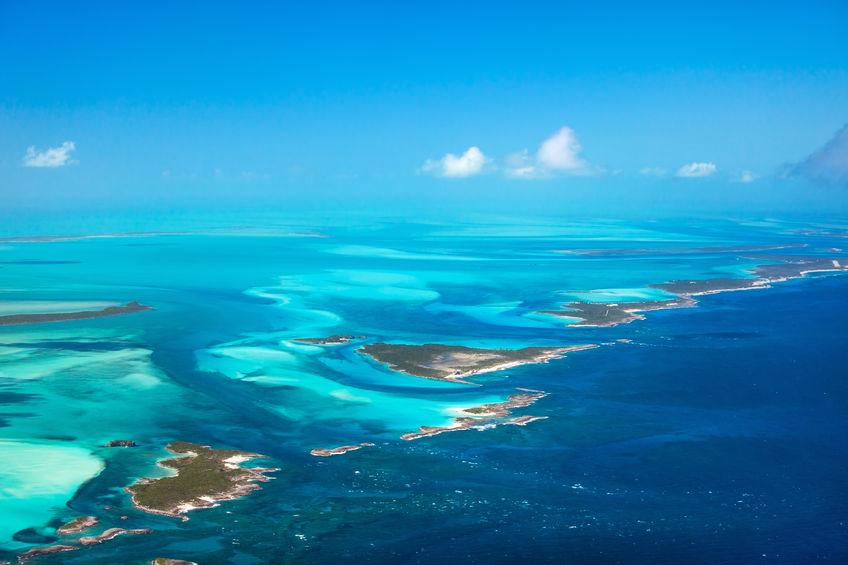 Scuba Diving Bahama Coral Reefs